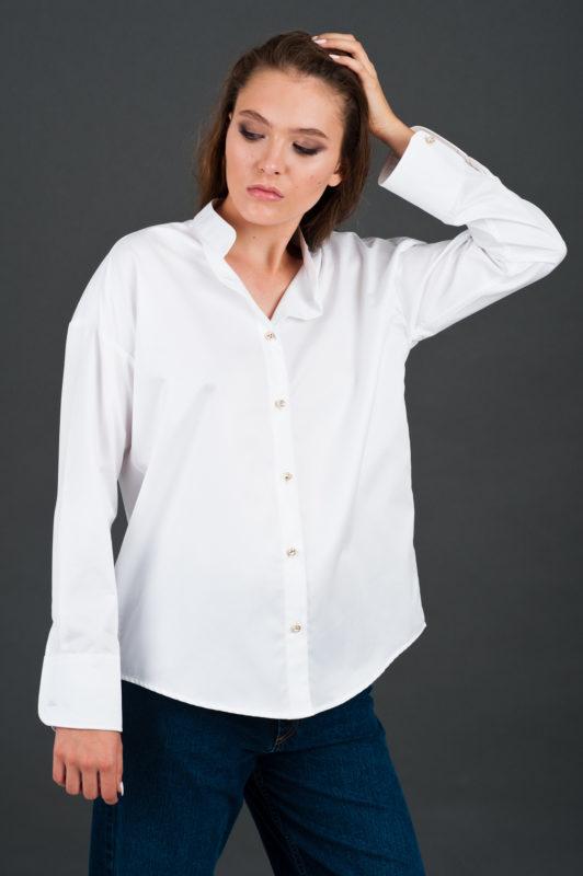 biała koszula Vero