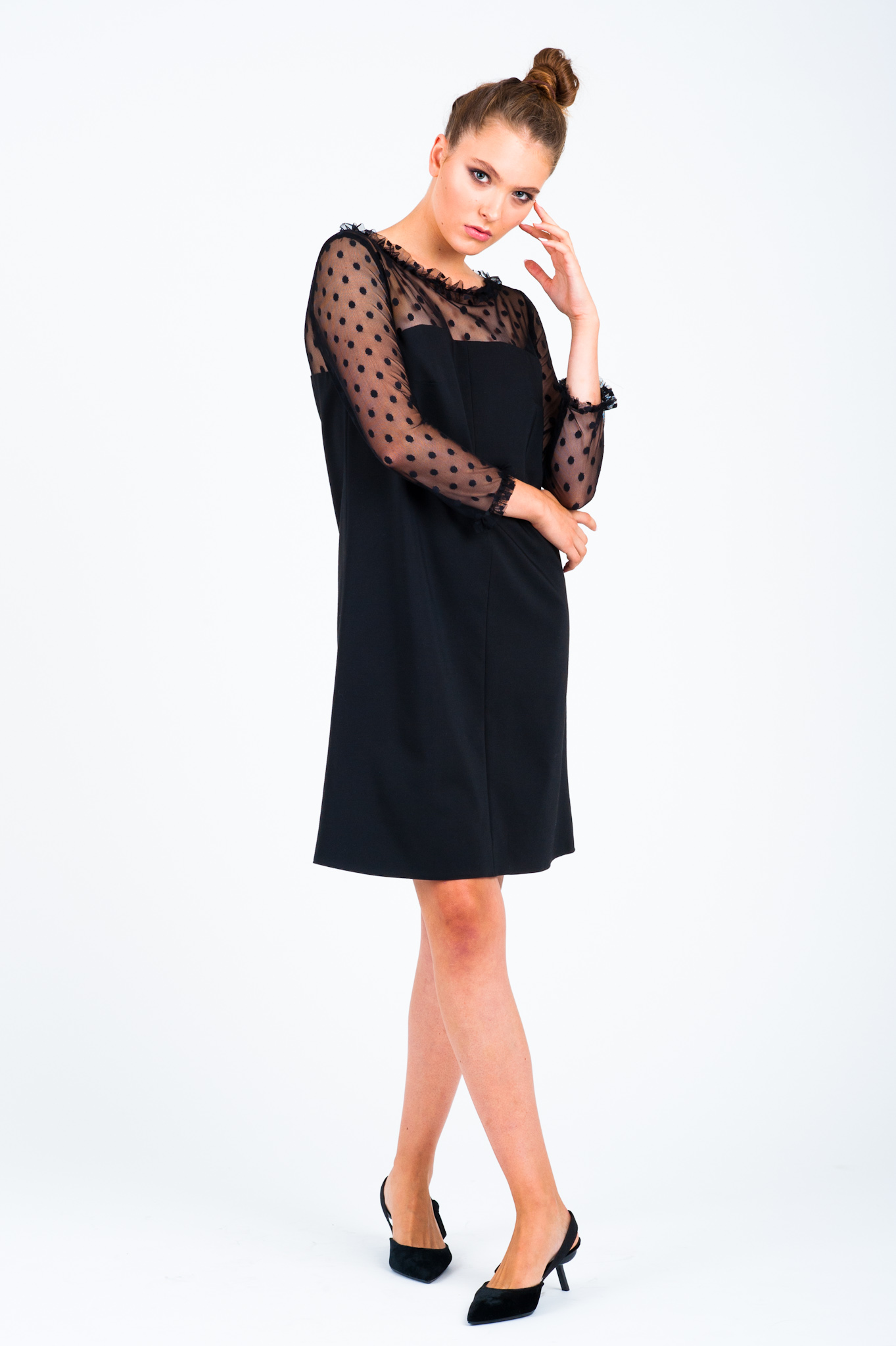 sukienka czarna Alice