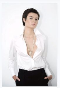 koszula biała elegancka
