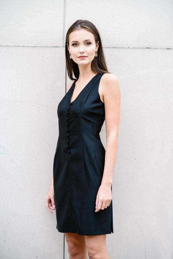 sukienka mala czarna Vanessa