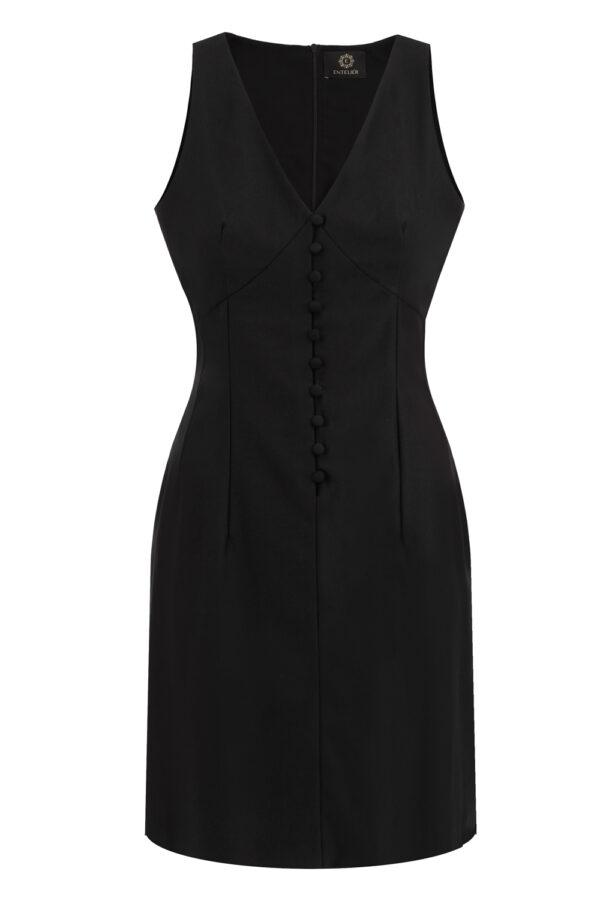 sukienka mała czarna Vanessa