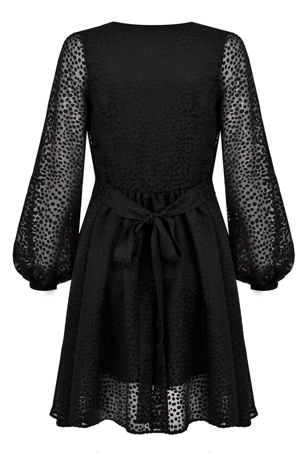 sukienka małą czarna charlene
