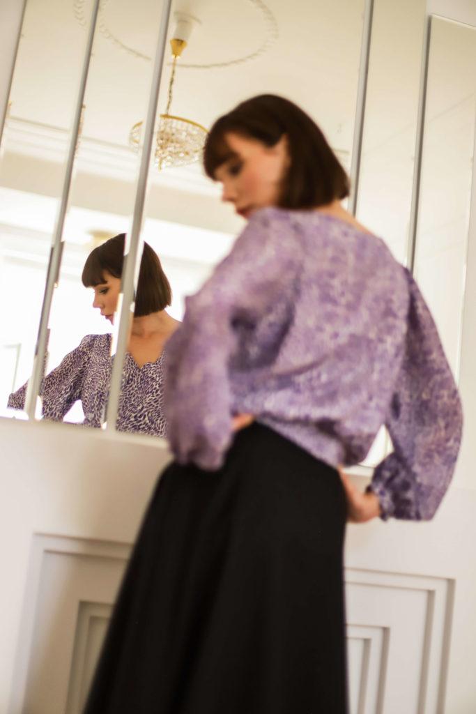 luksusowa moda damska