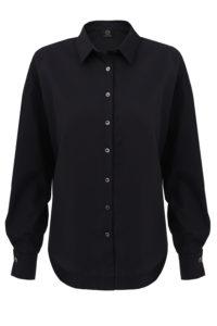 koszula oversize classic czarna