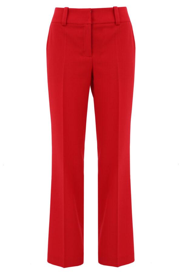 spodnie vogue czerwone