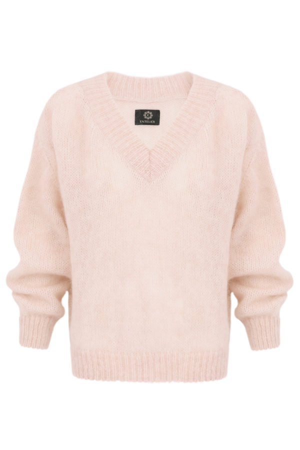 sweter moher nude